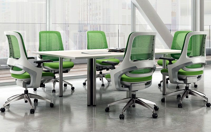 Fabric Office Chair Dry Cleaning Service